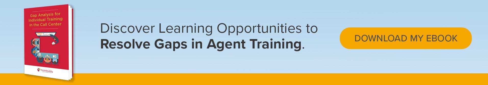 resolve-gaps-in-agent-training
