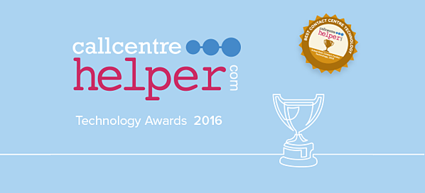 Call center helper award 2016