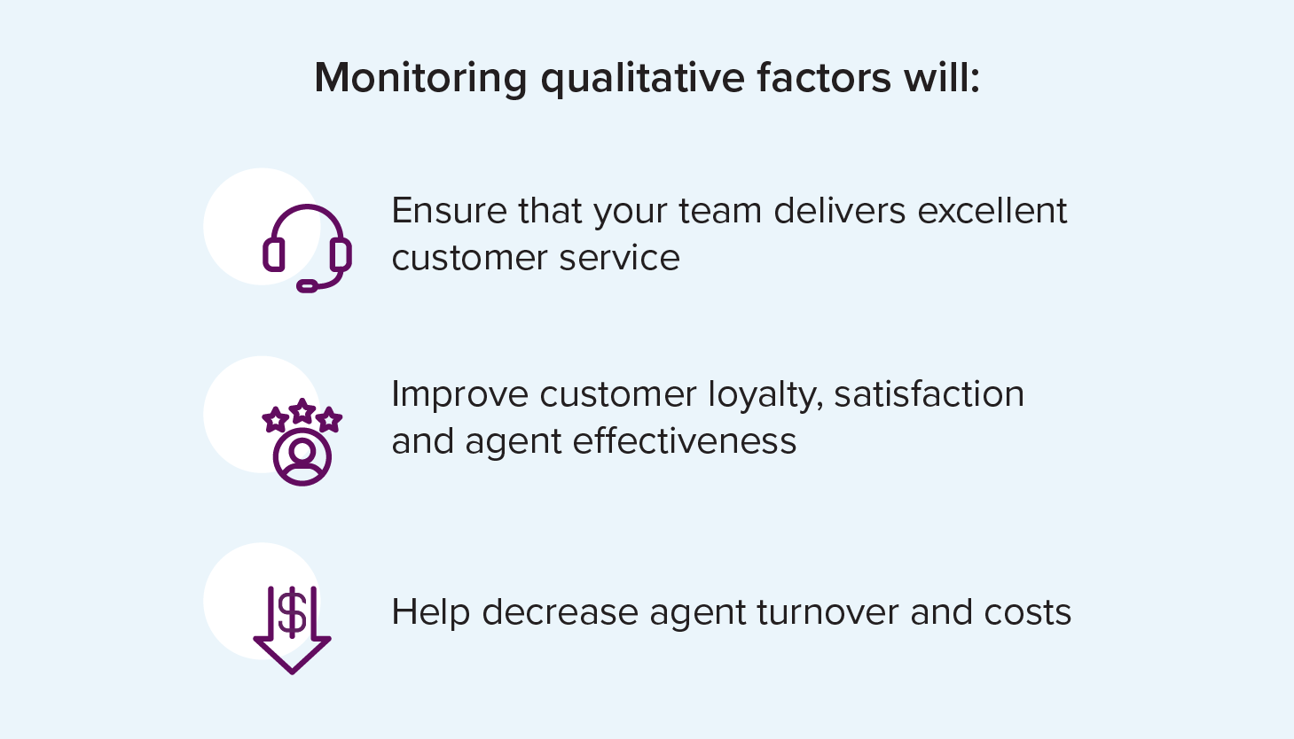 call centerquality assurance metrics will answer