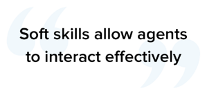 Defining effective call center training soft skills is a process, not a one-time fix.