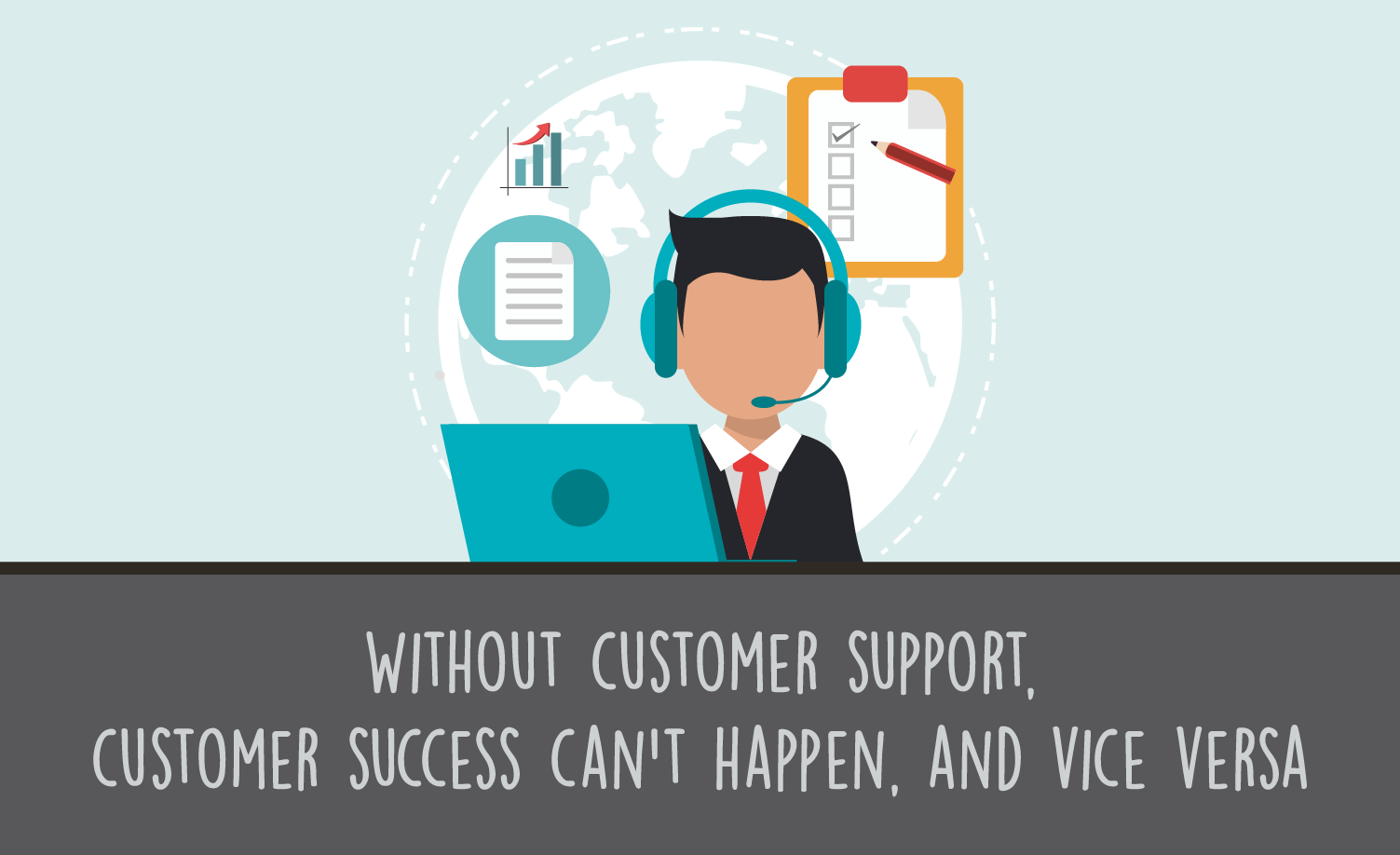 How Both Customer Support and Customer Success Impact the Customer Experience | US ScorebuddyQA