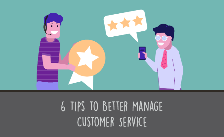 6 Ideas for Effectively Managing All Your Customer Service Inquiries | US Scorebuddy QA