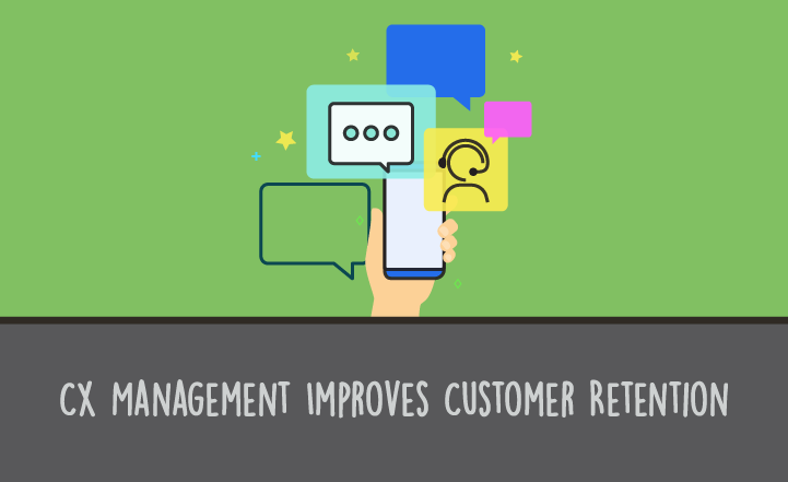 How Customer Experience Management Drastically Improves Customer Loyalty and Retention
