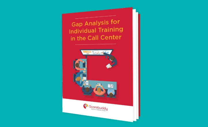 Gap Analysis for Individual Training in the Call Center