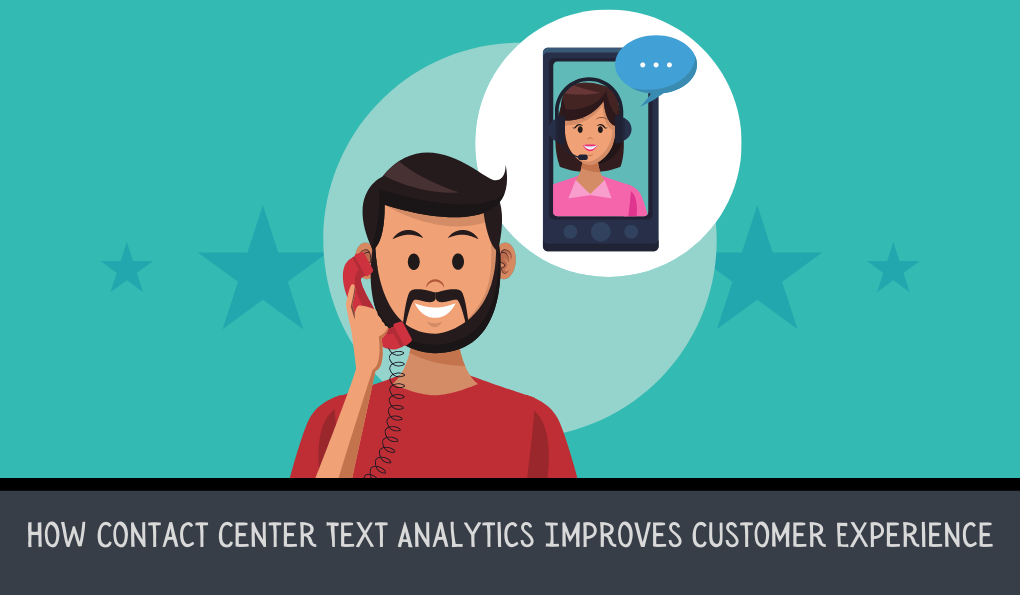 How Contact Center Text Analytics Improves Customer Experience