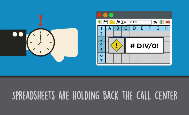 Are Spreadsheets Burning Call Center QA Productivity?