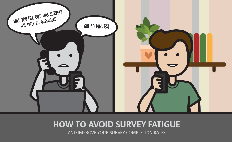 Avoid Survey Fatigue | US ScorebuddyQA