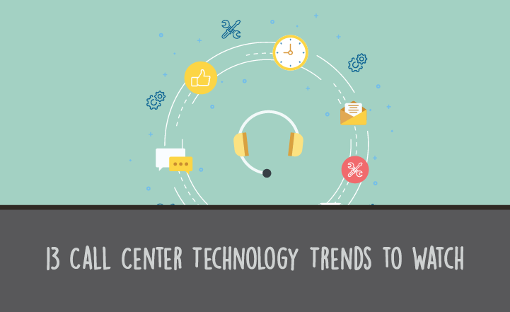 The 13 Call Center Technology Trends to Watch (And Implement)
