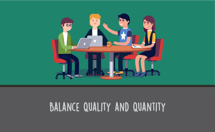 Why should your agents help design the Quality Assessment Framework?