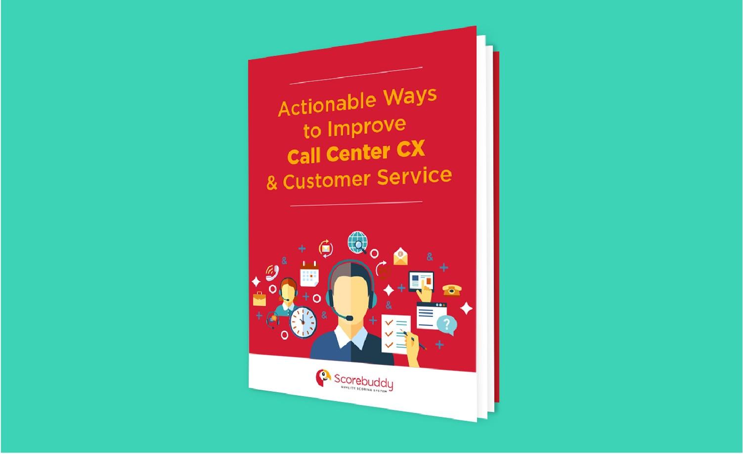 Call Center CX eBook
