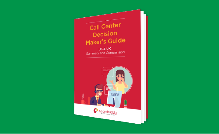 Call Center Decision Maker's Guide