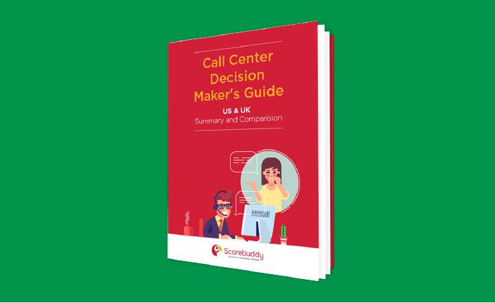 Call Center Decision Maker's Guide