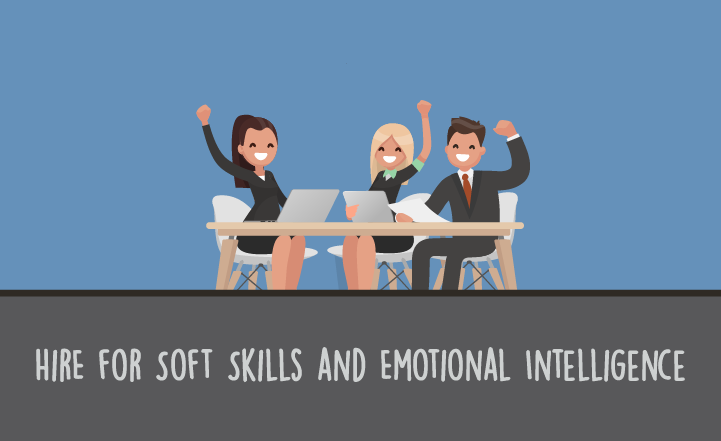 Hiring for Customer Service Soft Skills and Emotional Intelligence