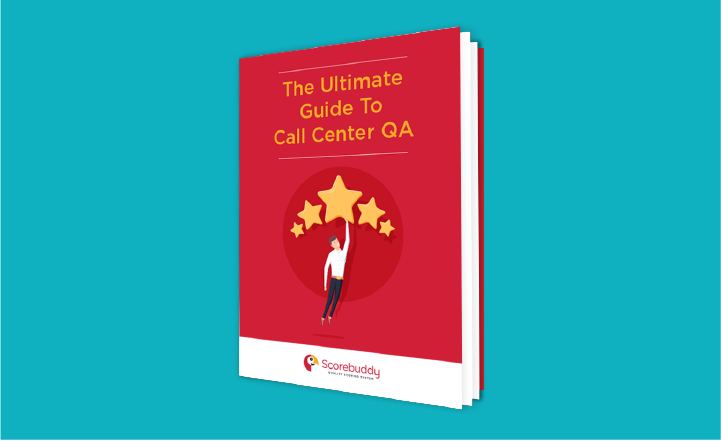 The Ultimate Guide to Call Center QA eBook